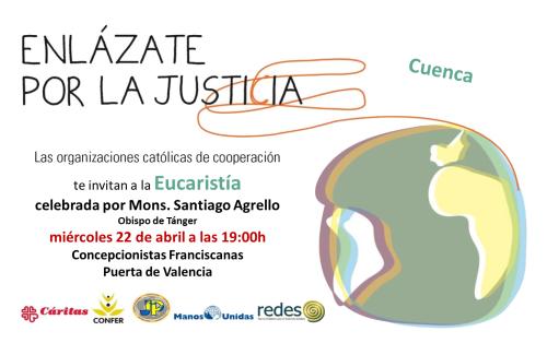 Cartel Enlázate Cuenca 2015