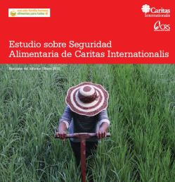 Informe sobre seguridad alimentaria