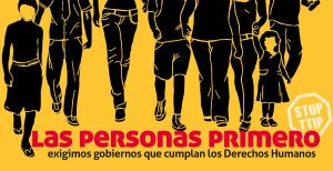 cartel semana contra la pobreza